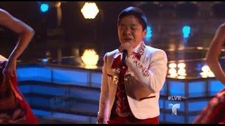 La Voz Kids | Arnold Cruz canta 'El Aventurero' en La Voz Kids