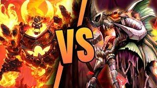 RAGNAROS vs NEFARIAN! | Rise of Shadows | Hearthstone