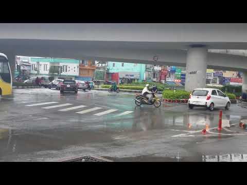 THU THIEM BRIDGE IN THE RAIN - SAIGON TRAVEL