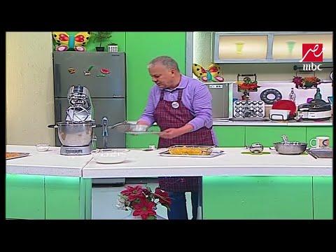 قرع العسل بالبشاميل وصفة جديدة من الشيف حسن Youtube
