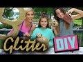 Easy and Fun Fall Glitter DIY's with Rebecca Zamolo and Annie LeBlanc