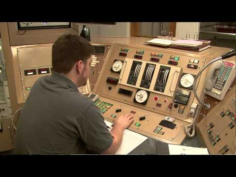 Nuclear Reactor Allows Hands-On Learning For Students