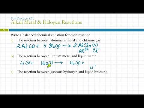 Alkali metal reactions brainiac dating