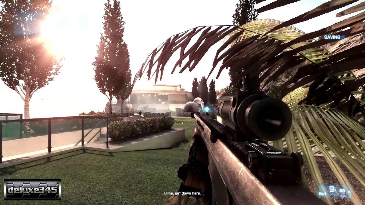 Battlefield 3 Gameplay #3 (PC HD) - YouTube