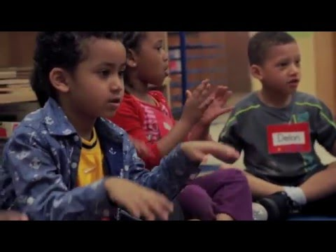 A Wolf Trap Classroom: Learning Through the Arts
