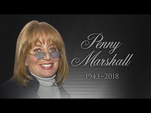 'Extra' Remembers Penny Marshall