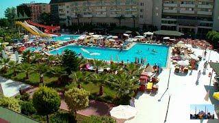 Виды вокруг отеля Эфталия (Eftalia Resort). Аланья, Турция(Отель Эфталия (Eftalia Resort Hotel) находится в поселке Конаклы, в 13 км от Алании и в 110 км от аэропорта Анталии. Привл..., 2017-01-17T10:06:33.000Z)