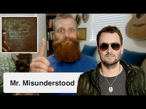 Ranking Every Song on Eric Church's 'Mr. Misunderstood'