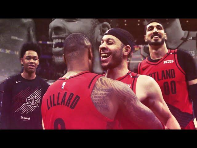 Western Finals 2019 Blazers VS Warriors