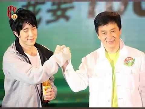 HIP TV NEWS - JACKIE CHAN'S SON GETS ARRESTED FOR DRUG USE