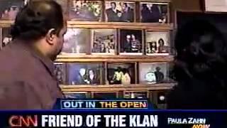 Real Life Black Klan Member