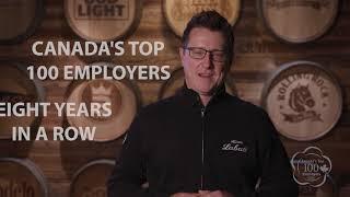 Labatt 2021 Canada's Top 100 Employers