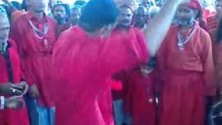 Dhamal at darbar sakhi bodla bahar 2011 sehwan sharif.3gp