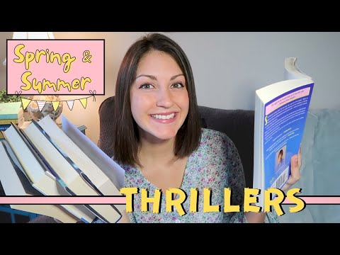READ THESE THRILLERS AT THE POOL // thriller, mystery, & horror book recommendations