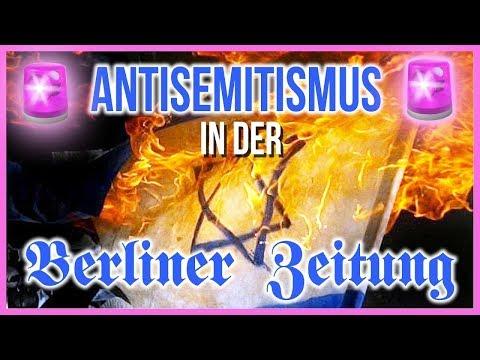 Antisemitismus in der Berliner Zeitung - (Der Volkslehrer Backup)