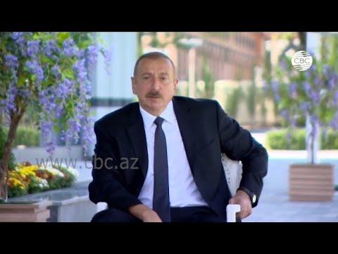 Президент Ильхам Алиев: Азербайджан никогда не смирится с оккупацией