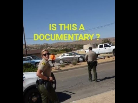 SCE Edison, & Water Agency, Yucca valley CA, 1st amendment audit