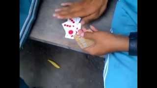 Sulap by Dikha ( kartu domino )