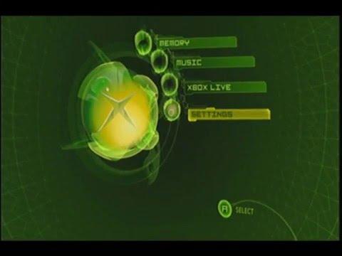Original Xbox 5960 Dashboard Update