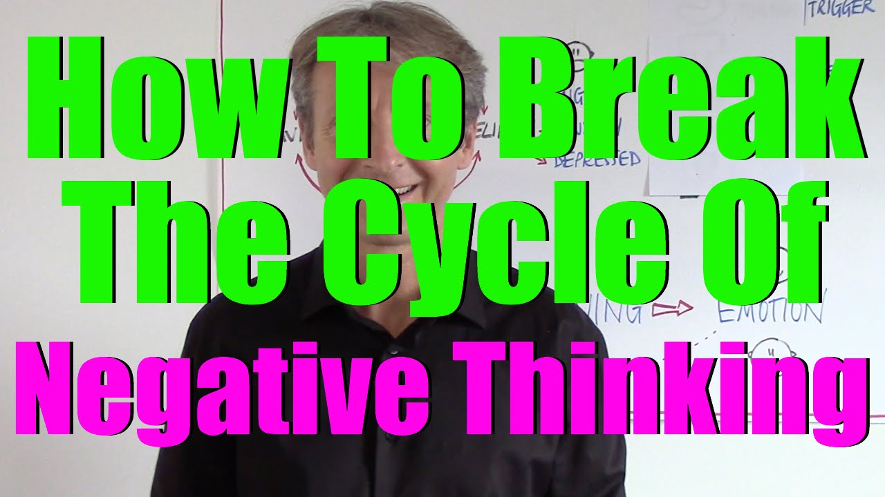 How to get out of the vicious circle 87