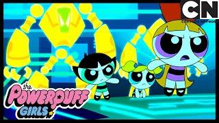 Internet Supervillain Silico Returns | Powerpuff Girls | Cartoon Network