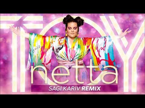 Netta - TOY | Sagi Kariv Remix | נטע ברזילי