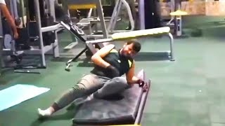 Epic Gym Fails Compilation l Stupid People at Gym l Workout gone wrong