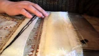 Ауди 80 как сделать реснички на фары своими руками. Часть 1.