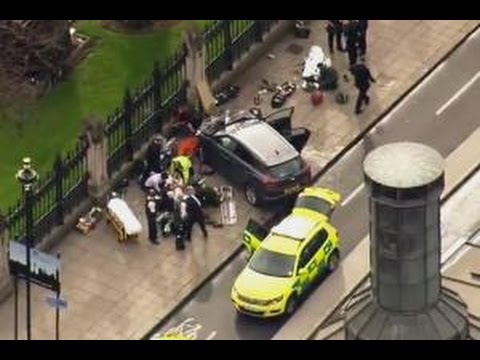 ***LONDON ATTACK: Meant for PM Theresa May?