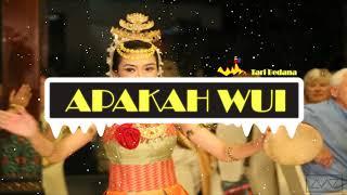 Musik tari bedana Lampung (Audio Spectrum)