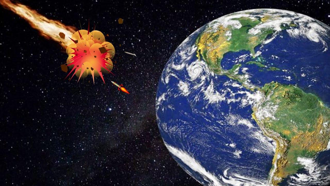 รัสเซีย ไม่รอนาซ่า เตรียมขีปนาวุธ ทำลายอุกกาบาต