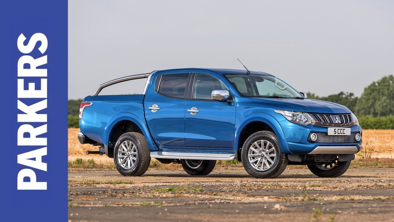 Mitsubishi L200 pickup review (2015-on)   Parkers