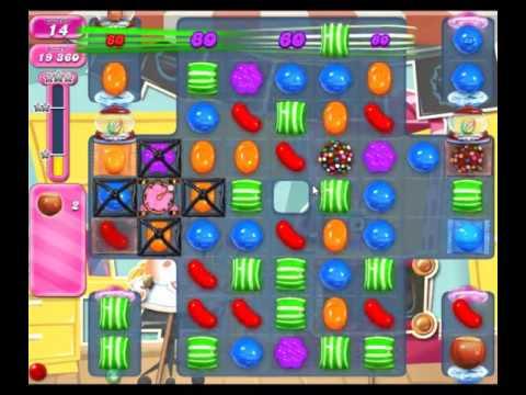 Candy Crush Saga Level 2366 - NO BOOSTERS