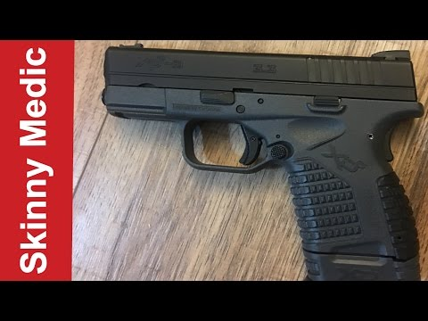 Springfield XDS 9mm Gun Review