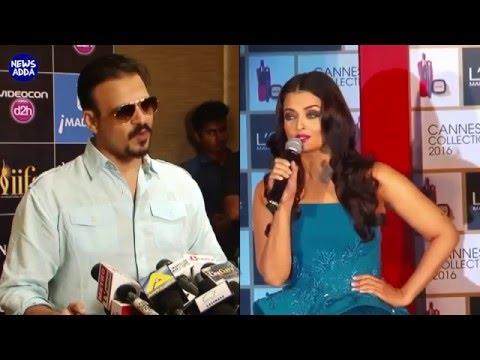 SHOCKING : Vivek Oberoi Reply On His X Aishwarya Rai Next's Movie \