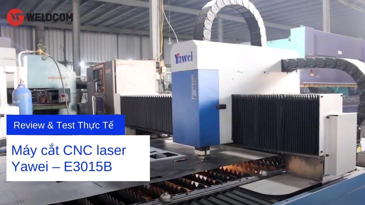 Máy cắt CNC laser Yawei – E3015B