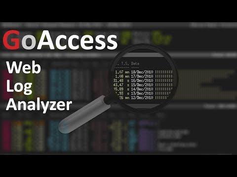 GoAccess - Web Log Analyzer
