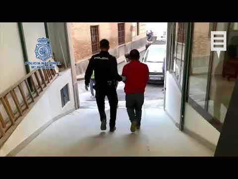 Trece detenidos por explotar laboralmente a extranjeros en el campo murciano