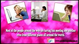 Why speed dating online is fun?