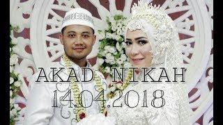 Prosesi Akad Nikah di Banjarmasin 2018