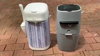 Cat Litter Waste Disposal: Litter Locker vs Litter Genie - ねこ - ラグドール - = ネコ - Floppycats