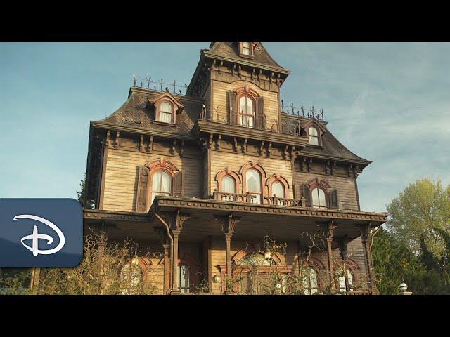 Enter Phantom Manor on this Haunted