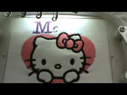 how to find stitch count on janome mb4
