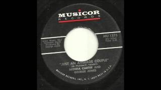 Brenda Carter & George Jones - Just An Average Couple