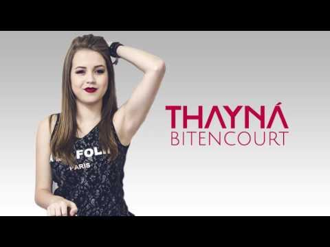 Thayná Bitencourt - Advogado (Lyric Vídeo)