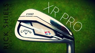Callaway XR PRO Iron Review