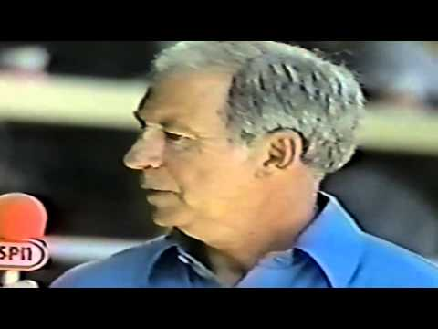 1984 USFL - ESPN: Interview with Oakland
