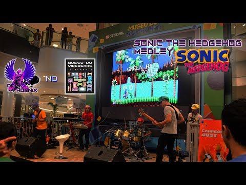 Dark Phoenix - Sonic the Hedgehog Medley (Sonic the Hedgehog) [Live at Museu do Videogame]
