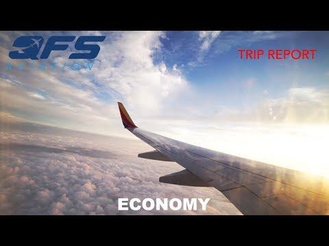 TRIP REPORT   Southwest Airlines - Boeing 737 - Islip (ISP) to Orlando (MCO)   Economy
