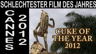 "cuke.it ""CUKE OF THE YEAR 2012 - Die Preisverleihung in Cannes"""